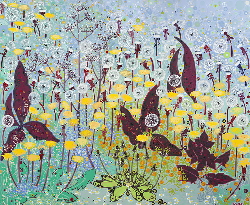 Dandelions sold on behalf of Katie Allen