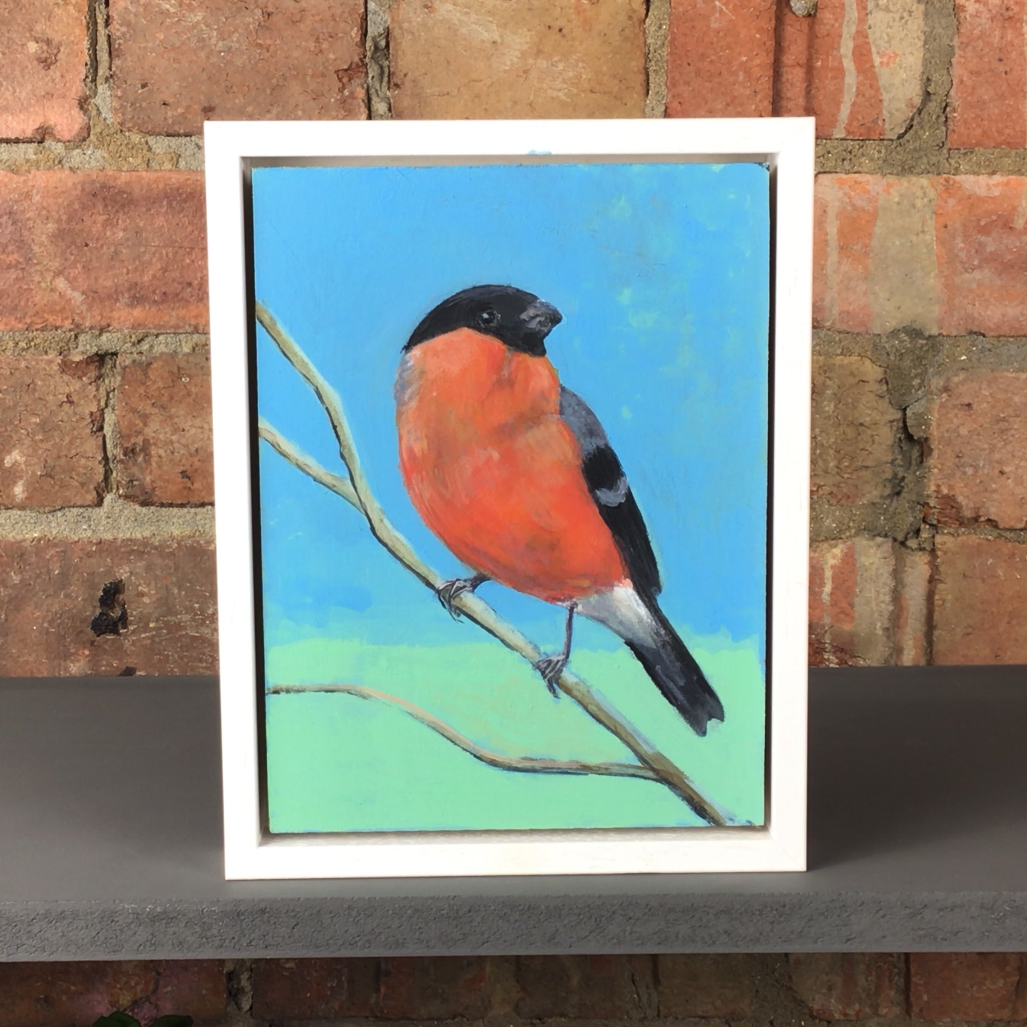 Bullfinch Sold On Behalf of Carys Evans