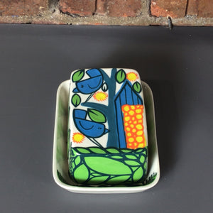 Butter Dish by David Pantling