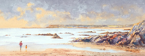 Horton to Porteynon Long Print sold on behalf of R N Banning