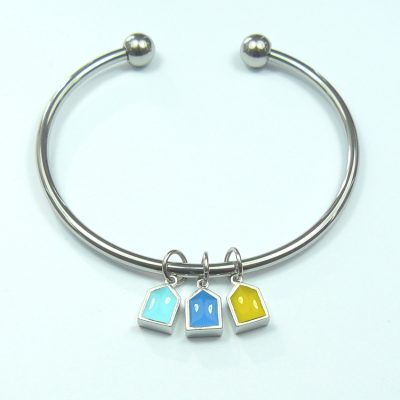 The Waterfront Bracelet sold on behalf of Koa Jewellery