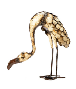Baby Flamingo by Fairtrade Artists