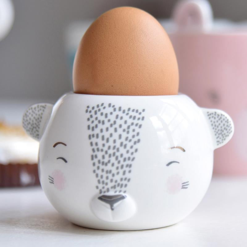 Over the Moon Bear Egg Cup