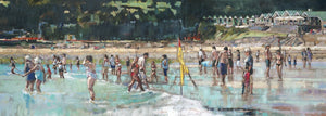 Everyone's Here, Langland Ltd Ed Giclee Print sold on behalf of Arwen Banning