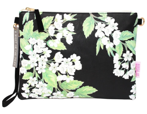 Petal Night Clutch Bag
