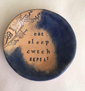 Dish - Eat, Sleep, Cwtch, Repeat