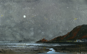 Starlight Mumbles Ltd Ed Print sold on behalf of R N Banning