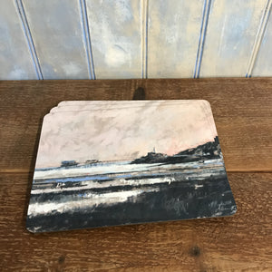 Milk Sea Table Mat