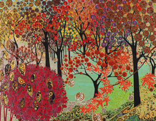 Autumnal Arboretum sold on behalf of katie Allen