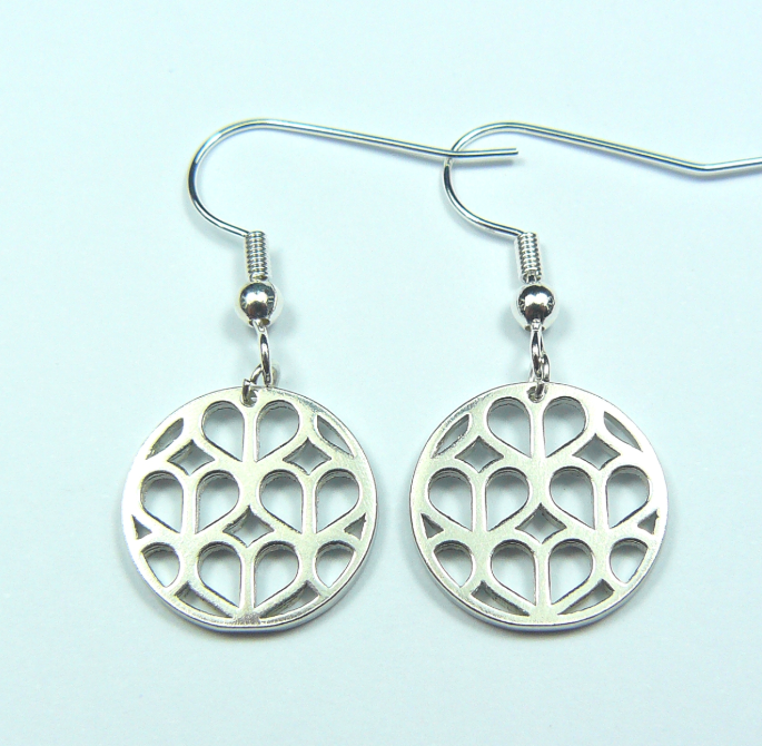 Honeycomb Drops sold on behalf of Koa Jewellery