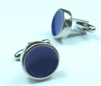 Smalt Cufflinks sold on behalf of Koa Jewellery
