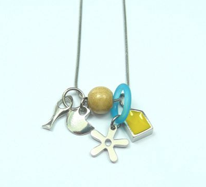 Sea Charm Necklace sold on behalf of Koa Jewellery