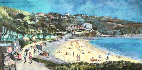 Perfect Day Langland Limited Edition Print Oversized by Arwen Banning
