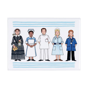 Nursing Fridge Magnet