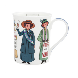 Suffragettes Mug in Box