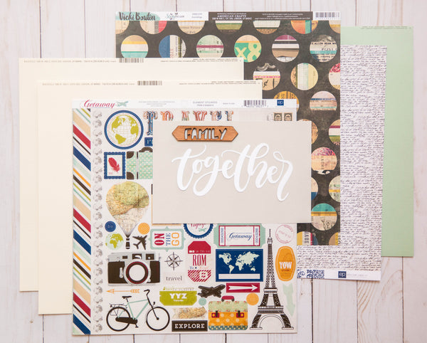 December 2020 NJFB Page Kit by Meridy Twilling