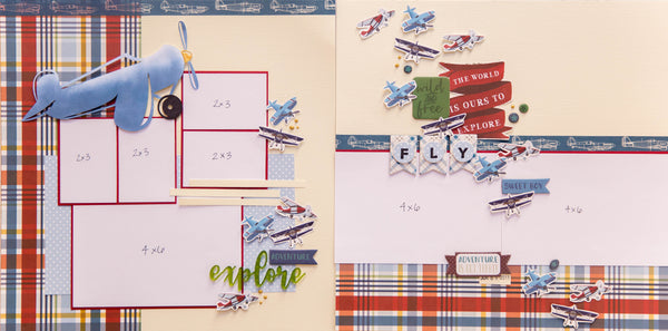 January 2021 NJFB Page Kit by Meridy Twilling