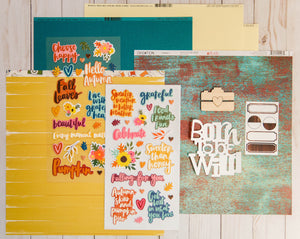 February 2021 NJFB Page Kit by Meridy Twilling