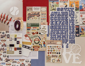 """Take Me Out to the Ball Game"" Deluxe Theme Kit"