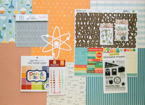 """STEM-fest"" Deluxe Theme Kit"