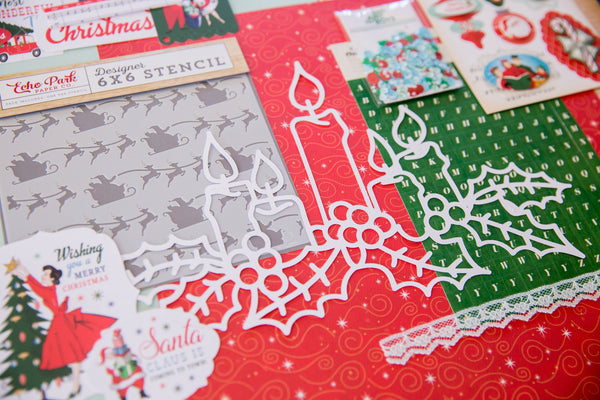 """A Very Vintage Christmas"" Kit"
