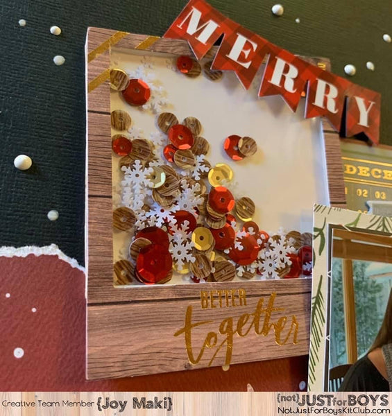 """Christmas Traditions"" Deluxe Theme Kit"