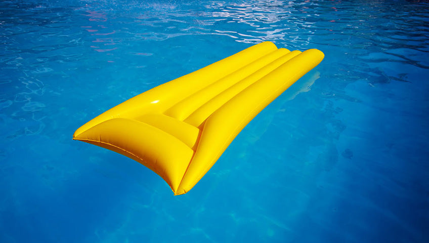 Cleaning and Refreshing Your Pool Toys