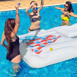 Beer Pong Pool Floats - Jasonwell