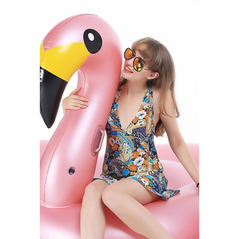 Flamingo Inflatable Pool Float - Jasonwell