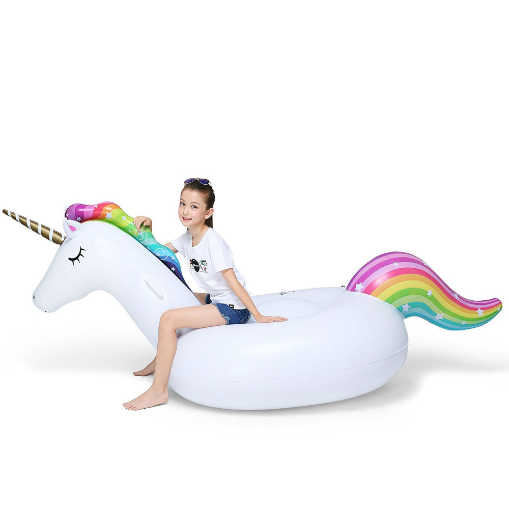 Unicorn Inflatable Pool Float Toys - Jasonwell