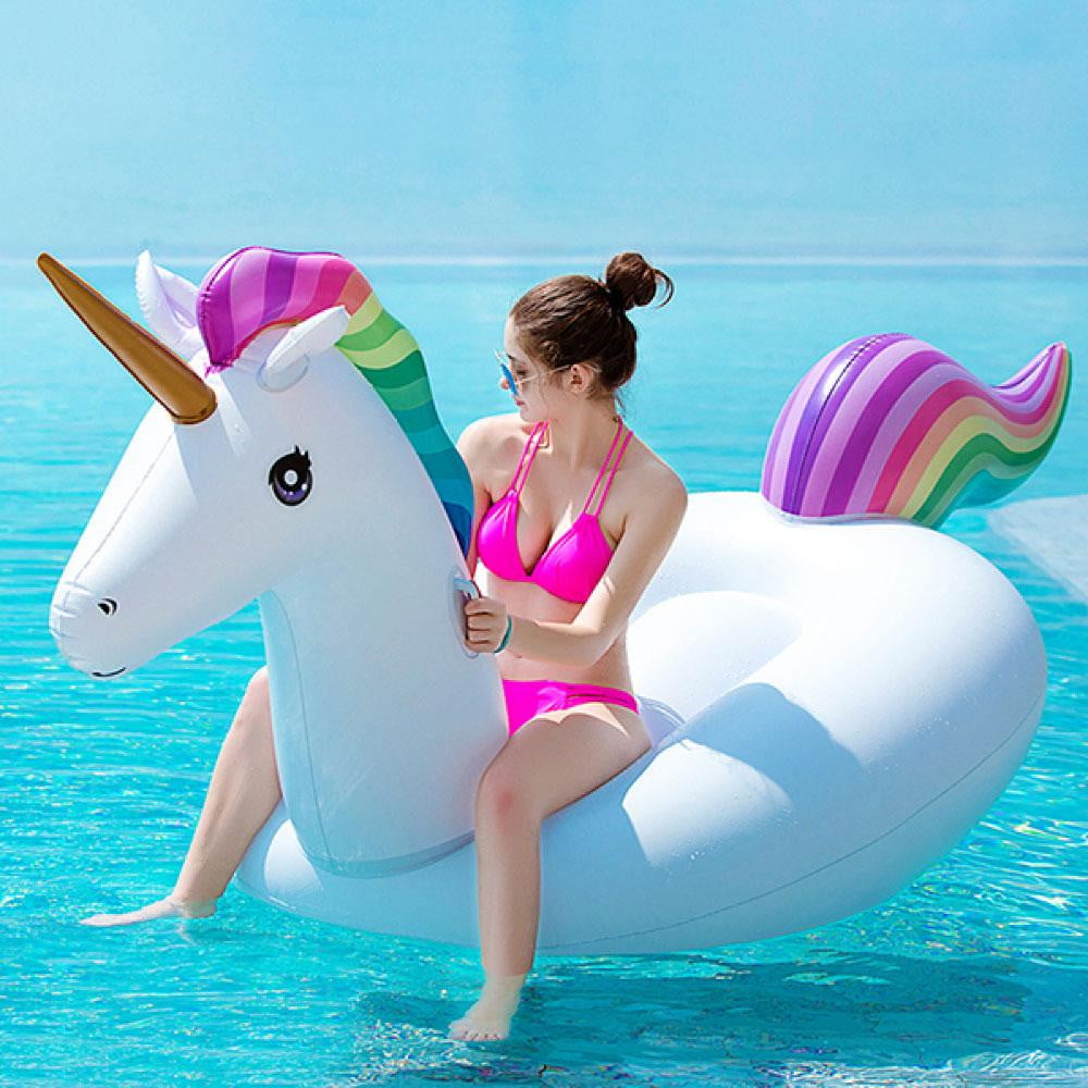 Unicorn Inflatable Pool Float - Jasonwell