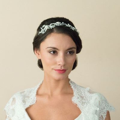 HEADBAND MARIAGE<BR>Estelle - MP Paris