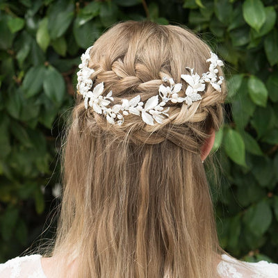 HEADBAND DE MARIEE<BR>Anoushka - MP Paris