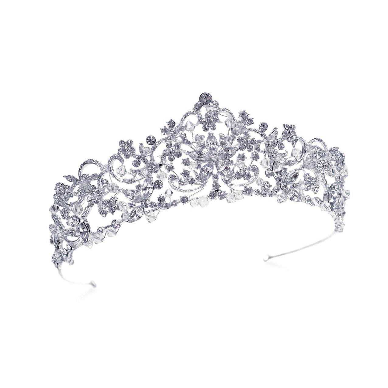 Couronne de princesse Arabella - Diadème Collection - MP Paris