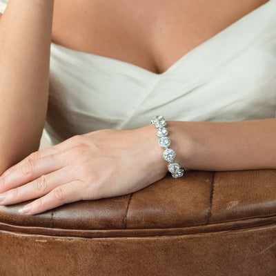 Bracelet de mariée<br>Aston - MP Paris