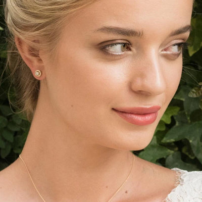 BOUCLES D'OREILLES<br>Balmoral Or - MP Paris