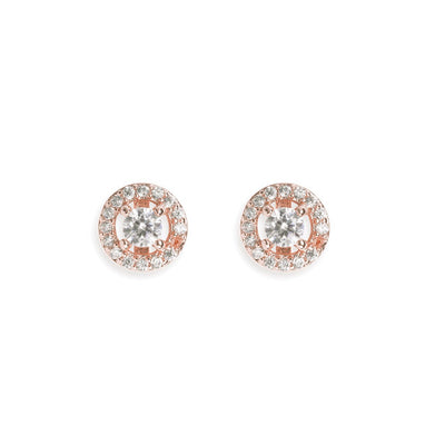 BOUCLES D'OREILLES<br>Balmoral Rose - MP Paris