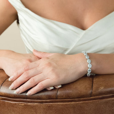 Bracelet de mariée<br>Bloomsbury - MP Paris
