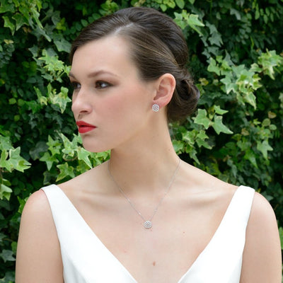 BOUCLES D'OREILLES<br>Bourbon - MP Paris