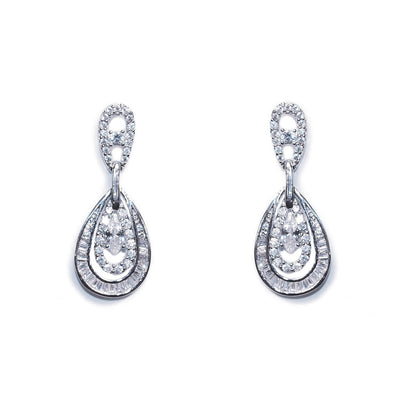 Parure Collier - Boucles d'oreilles<br>Chrysler - MP Paris