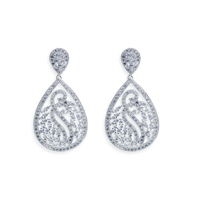 Parure Collier - Boucles d'oreilles<br>Grand Central - MP Paris