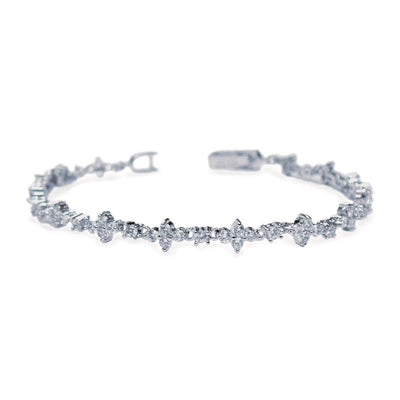 Bracelet de mariée<br>Kensington - MP Paris