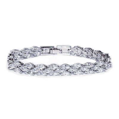 Bracelet de mariée<br>Lincoln - MP Paris