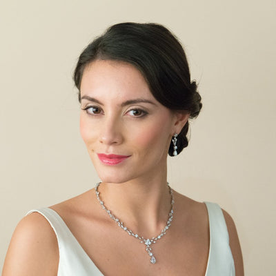Collier de mariée<br>Mayfair - MP Paris