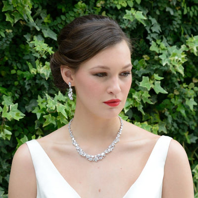 Parure Collier - Boucles d'oreilles - Bracelet<br>Peninsula - MP Paris