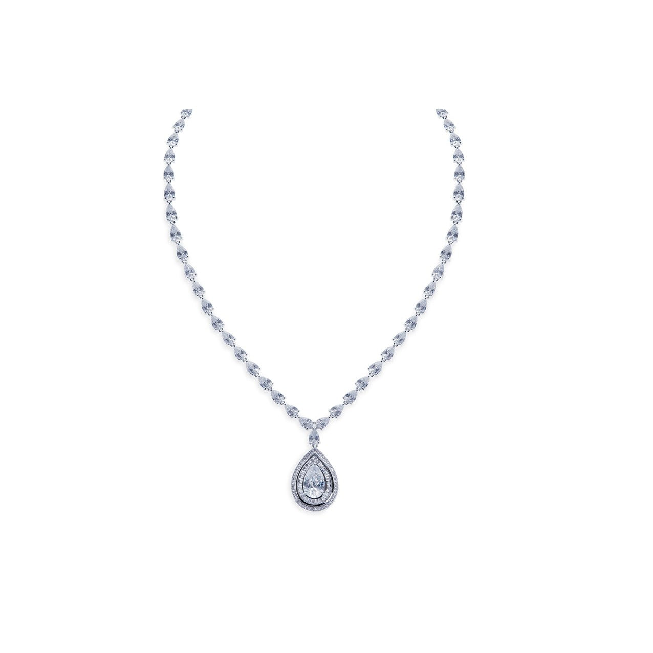 Collier de mariée<br>Santa Monica - MP Paris