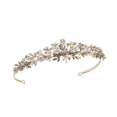 Couronne de princesse<br>Melody Or - MP Paris