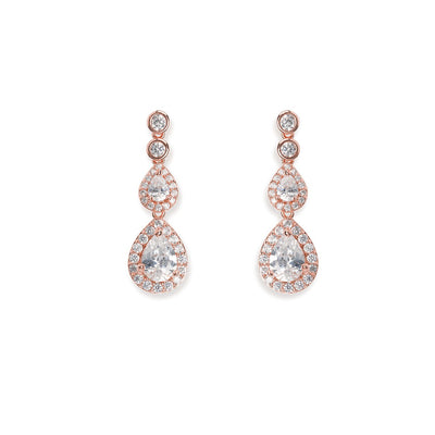 BOUCLES D'OREILLES<br>Sorbonne Rose - MP Paris