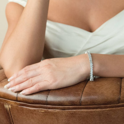Bracelet de mariée<br>True Love - MP Paris