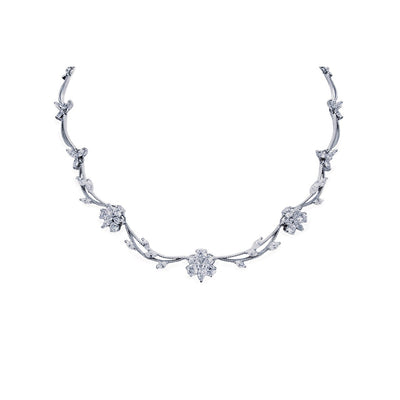 Collier de mariée<br>Waterlily - MP Paris